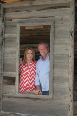 shari & buddy, barnwood, salvaged barnwood